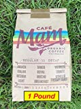 Cafe Mam Organic Therapy Enema Coffee. Recommended by Gerson Institute (1 LB)