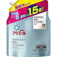 【5個セット】アリエールジェル ダニよけプラス 詰替え超特大サイズ 1360g