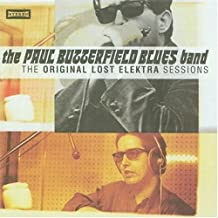 Original Lost Elektra Sessions by Butterfield, Paul (1995) Audio CD