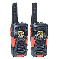 Cobra ACXT1035R FLT Walkie-Talkies 37-Mile Two-Way Radios with Rewind-Say-Again (Pair)