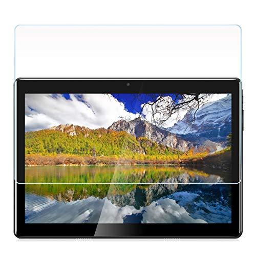 Padgene Schutzglas 10 Zoll Tablet Bildschirmschutzfolie Display-Abdeckung Schutzfolie Glasfolie (Für 0087)