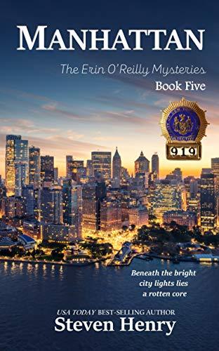 Manhattan (The Erin O'Reilly Mysteries Book 5)