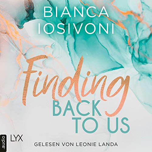 Finding Back to Us (German edition) cover art
