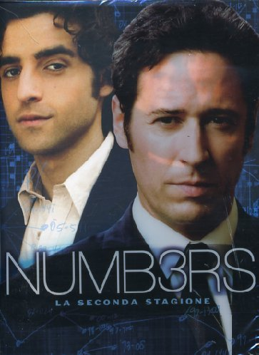 Numbers Stagione 02 [6 DVDs] [IT Import]