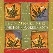 The Four Agreements Cards by don Jose Ruiz (1-Jul-2004) Cards