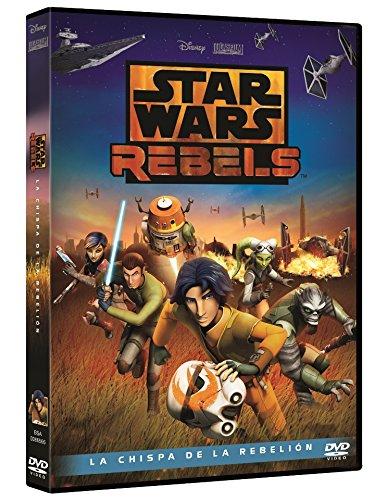 Star Wars Rebels: La Chispa De La Rebelión [DVD]