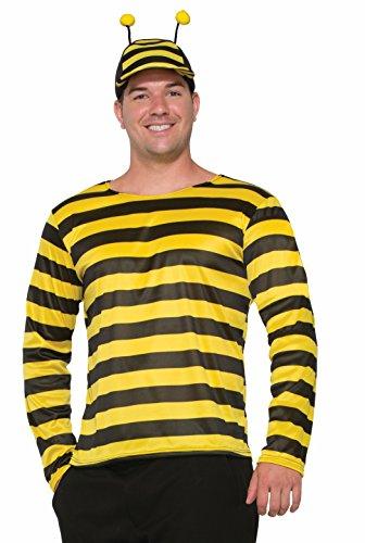 Bee Long Sleeve Adult Shirt
