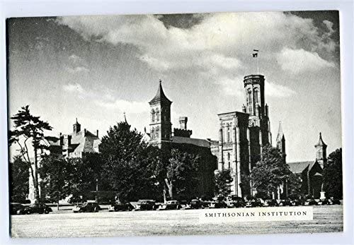 Smithsonian Institution San Diego Mall Pictorial Booklet 1950's Industry Arts Mail order cheap