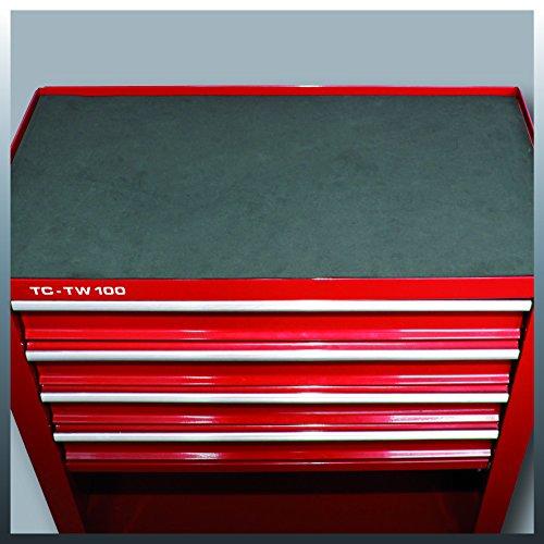 Einhell Werkstattwagen TC-TW 100 (max. 75 kg, 4 leichtgängige Schubladen, 4 drehbare Rollen) - 4