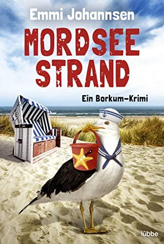 Buchseite und Rezensionen zu 'Mordseestrand: Ein Borkum-Krimi' von Emmi Johannsen