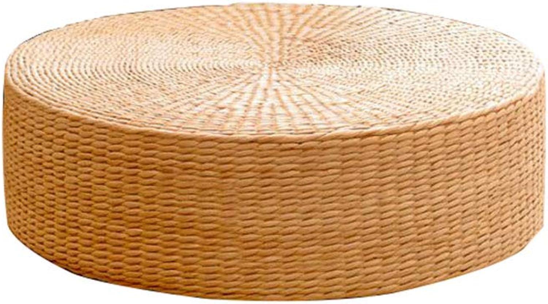 A-Fort LRZLZY Rattan Cushion Tatami Yoga Meditating Cushion (20cm Thick) (Size   20  45cm)