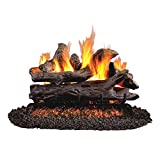Peterson Real Fyre 18' Charred Oak Stack Gas Logs Only No Burner