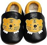 Vesi , Chaussures souple pour bébé (garçon) tigre Größe...