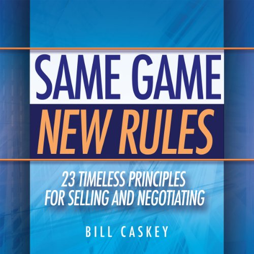 Same Game, New Rules audiobook cover art