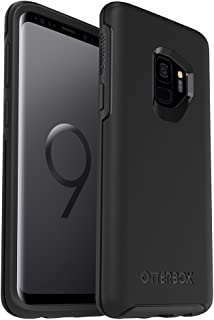 OtterBox Symmetry Series Case for Samsung Galaxy S9 - Frustration Free Packaging - Black