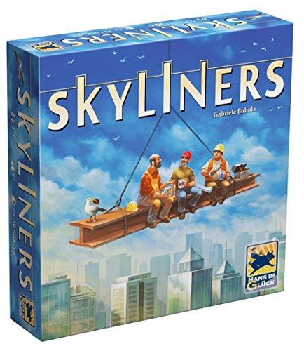 Hans im Glück Schmidt Spiele 48247 - Skyliners, Strategiespiel