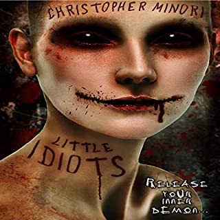 Little Idiots audiobook cover art