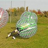 Ballylelly Deporte al Aire Libre Golpeador Humano Bumper Inflable Burbuja de fútbol Zorb Ball para...