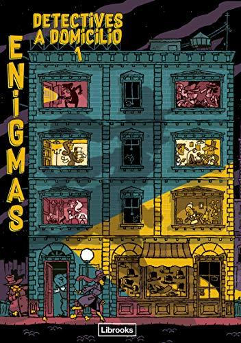 Enigmas. Detectives a domicilio 1 (Imagina)