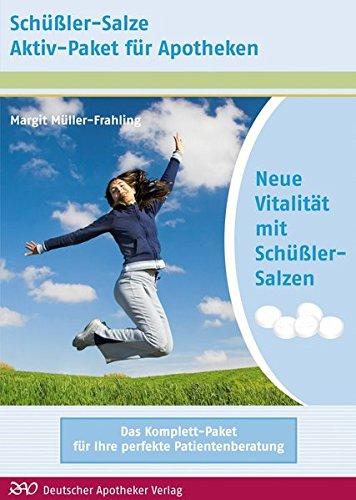 Schüßler-Salze Aktiv-Paket für Apotheken: Neue Vitalität mit Schüßler-Salzen