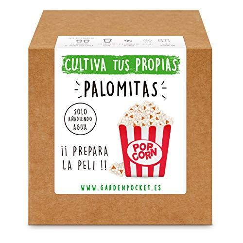 Garden Pocket - Kit Cultivo Palomitas de Maíz