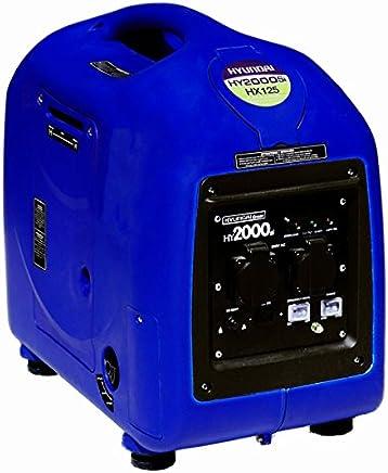 Hyundai HY2000SI-PRO Generador, 2000 W, Azul