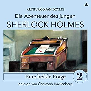 Sherlock Holmes - Eine heikle Frage Titelbild