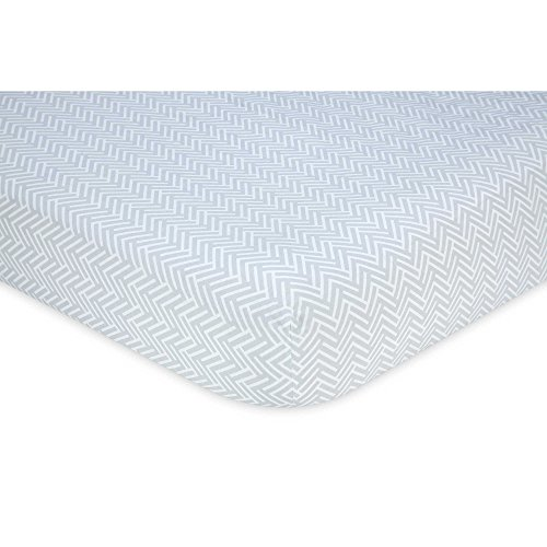 Happy Chic Baby by Jonathan Adler Taylor Fitted Crib Sheet