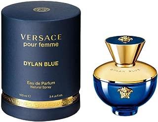 Versace Perfume - Pour Femme Dylan Blue by Versace - perfumes for women - Eau de Parfum, 100ml