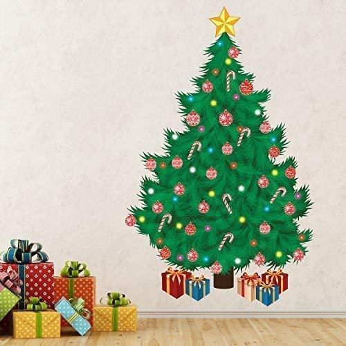 Wallflexi Christmas Decorations Wall Stickers '...