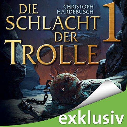 Die Schlacht der Trolle 1 Titelbild