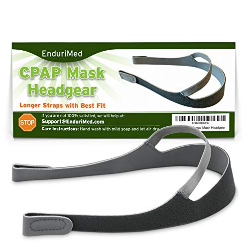 CPAP Headgear for CPAP Mask-CPAP Headgear Strap with Prolonged Straps for The Best Fit