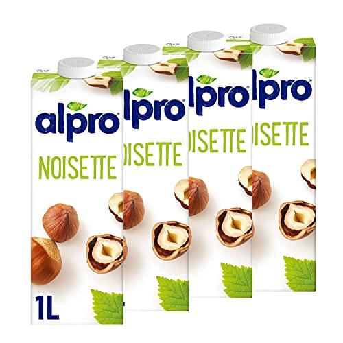 Alpro Boisson végétale noisette 4x1L