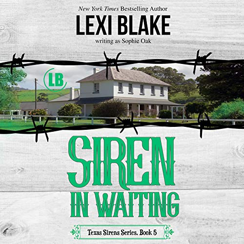 Siren in Waiting audiobook cover art