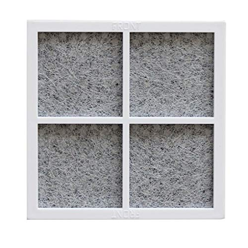kexinda 3pcs Filtro de Aire Refrigerador Accesorios Filtro Carbón Activado Equipo Desodorizar Repuesto para LT120F