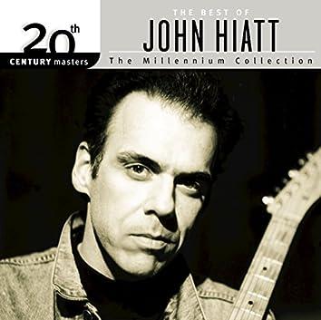 The Best Of John Hiatt 20th Century Masters The Millennium Collection: