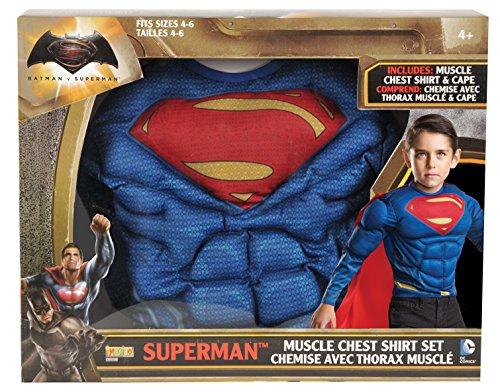 Rubies 's–Superman Disfraz unisex-child, multicolor, talla única, itg31708