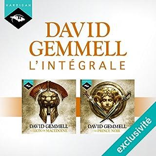 Couverture de David Gemmell - L'intégrale 2