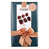 Neuhaus Belgian Dark Chocolate Pralines Assortment Ballotin 1/2 lb , Premium Chocolate Gift Ballotin Box , Gourmet Dark Chocolate Assortment, 20 count