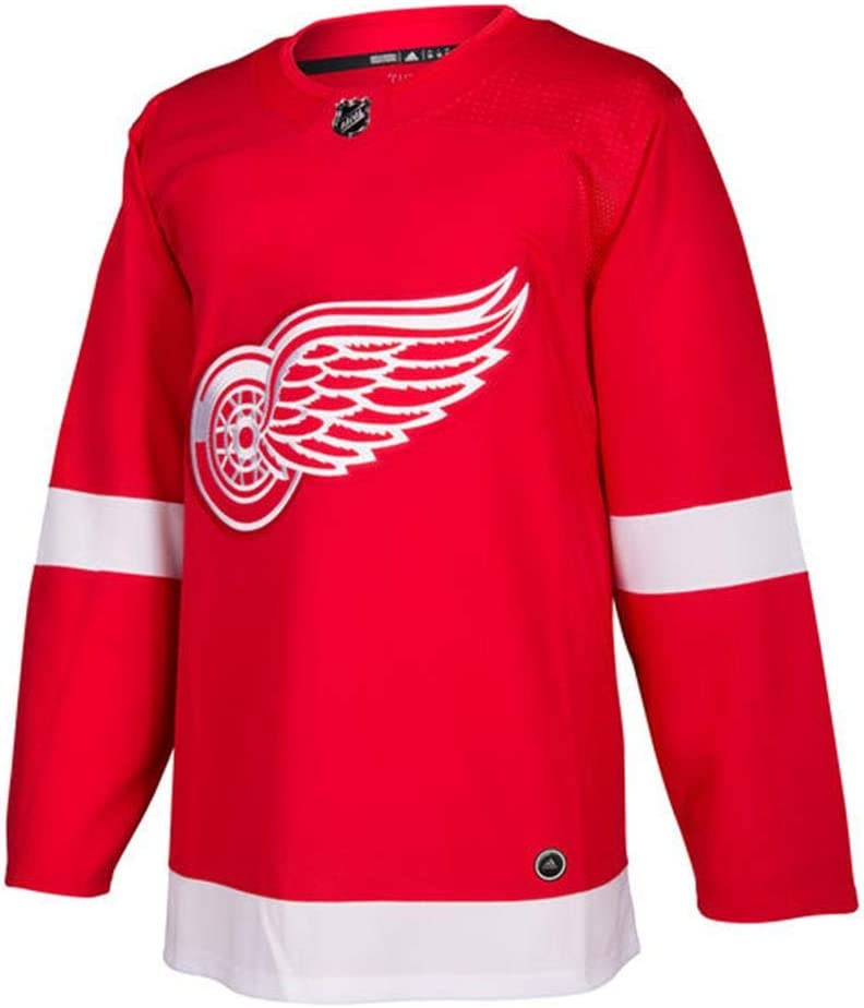 adidas Detroit Red Rapid rise Wings Inventory cleanup selling sale NHL Climalite Men's Authentic Team Hock