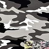 MAGAM-Stoffe Logan Camouflage Jersey Stoff Oeko-Tex