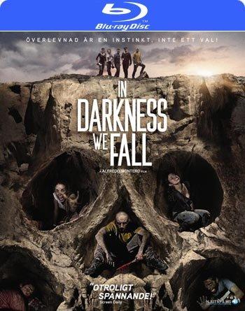 In darkness we fall (Blu-ray) (2014) Marta Castellote, Alfredo Montero (UNCUT) La Cueva