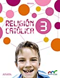 Religión Católica 3. (Aprender es crecer en conexión) - 9788467883930