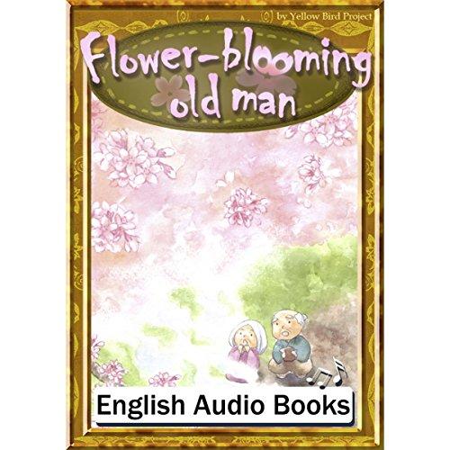 『Flower-blooming old man(はなさかじいさん・英語版)』のカバーアート