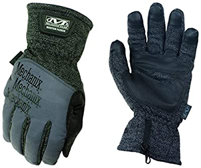 Mechanix Winter Fleece Glove Black Medium