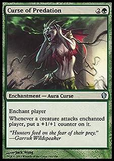 Magic: the Gathering - Curse of Predation (140/356) - Commander 2013