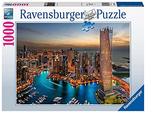 Puzzles 500 Piezas Ciudades Marca Ravensburger