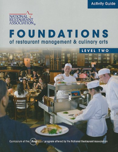 Activity Guide for Foundations of Restaurat Management and Culinary Arts Level 2