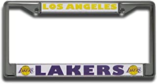NBA Chrome Plate Frame