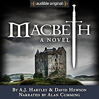 Macbeth: A Novel cover art